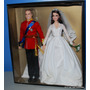 Barbie William And Catherine Royal Wedding Boda Real Dmm