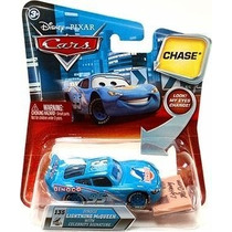 Cars Disney Dinoco Mcqueen Celebrity. Look My Eyes. Chase.