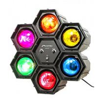 Panal De 6 Luces Ritmicas Ideal Para Dj Y Rockolas A $ 580
