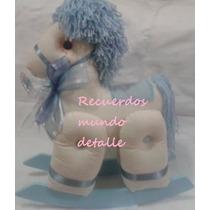 Centros De Mesa Para Baby Shower, Caballitos, Animalitos