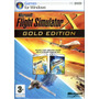 Microsoft Flight Simulator X Gold (fsx Dlx Y Expansion) Rm4