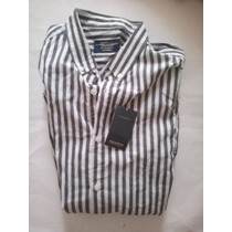 Camisas Pull & Bear Franela Bershka
