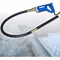 Vibrador De Concreto Asentador Piso Cimiento Electrico 3/4hp