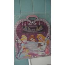 Princesas Disney Portafolio De Actividades Para Iluminar Rlg
