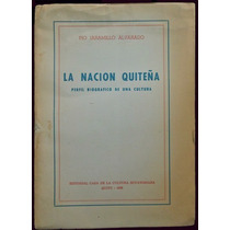 La Nación Quiteña, Pío Jaramillo Alvarado 1958