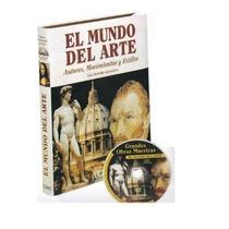 Libro El Mundo Del Arte 1 Tomo Con Cd Interactivo Ed Oceano