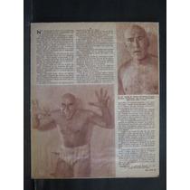 Articulo De La Revista Vea Frankenstein 50