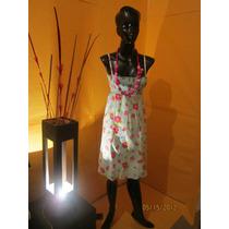 Vestido Primaveral Verde Pistacho Santory