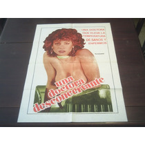 Poster Original Una Doctora Desconcertante Technicolor 87x61