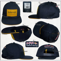 Gorra Plana Red Bull Racing F1 Genuina Linea 2016 Ricciardo