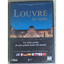 Souvenir Dvd Visita Museo Louvre Paris Francia