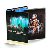 Dvd El Aire De Tu Casa, En Vivo, Jesús Adrián Romero