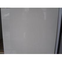 Porcelanato Siberia Blanco Liso 60x60 Doble Carga Gold