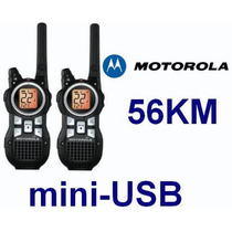 Radios Motorola 56km (35 Millas) Puerto Mini Usb Mr350
