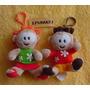 2 Niños De La Red -llavero Original Toysoneusa(fabricante)-
