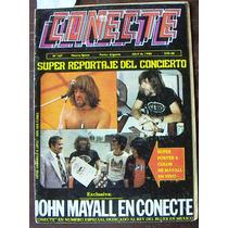 Revista Conecte,dedicada A John Mayall