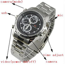 Reloj De Pulso Camara De Video Espia Sony 5 Mp Hd 8gb Mini