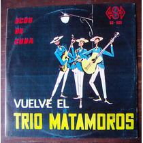 Afroantillana.trio Matamoros, Afrocubana.lp12´.mexicano.dvn