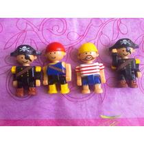 Piratas Tipo Lego