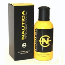Mn4 Perfume Nautica Competition Yellow For Men 125 Ml