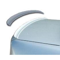 Aleron Cajuela T/ Bmw Jetta A4 Clasico Fibra De Carbono Real