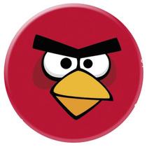 Angry Birds Insignia - Pájaro Rojo 25mm Juegos Oficiales