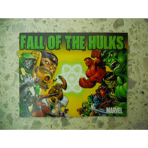 Fall Of The Hulks Promo Card