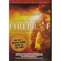 Dvd Fireproof Prueba De Fuego Estreno Opcion Idioma Español