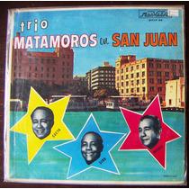 Afroantillana.trio Matamoros, Afrocubana.lp12´.puerto Rico