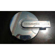 Tapa Copa De Rin Hummer H3 Cromado Original..!!