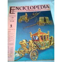 Enciclopedia Estudiantil Fasciculo 25 Antigua Coleccion Maa