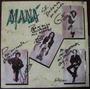 Rock Mexicano, Maná, Falta Amor, Lp 12´, Autografiado