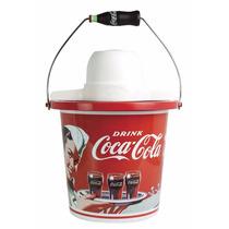 Maquina Para Hacer Helados Nostalgia Icmp400coke Coca Cola