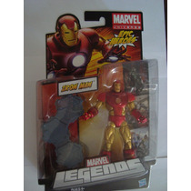 Marvel Universe - Marvel Legends Iron Man - Serie 3 Fdp