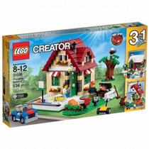 Lego Creator 31038 Casa Ideal Entregas Metepec Toluca