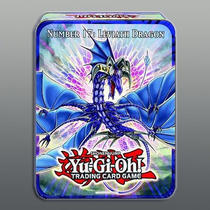 Yugi Oh! Tin Wave 1 - 2011-number 17: Leviath Dragon