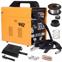 Goplus Mig 130 Maquina Soldar De Microalambre 130 Amp 110v