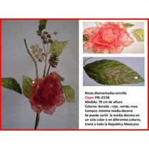 Flores Para Adornar El Árbol Navideño Fdp