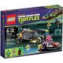 Lego Turtles Tortugas Ninja 79102 Stealth Shell In Pursuit