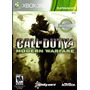 Call Of Duty 4 Modern Warfare Para Xbox 360 Omm