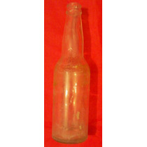 Antigua Botella Cerveza Cuahutemoc Monterrey Año 1950 ´s Vbf