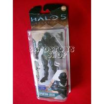 Halo 5 Guardians Spartan Locke Con Casco 6 Pulg Mcfarlane