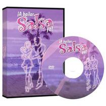 A Bailar Salsa Ya 1 Dvd