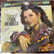 Bolero, Lydia Mendoza, La Alondra De La Frontera, Lp 12´,