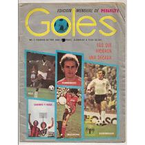 Revista De Futbol Penalty Edición Especial Color De 1981