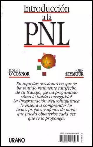 introduccion al pnl o'connor pdf