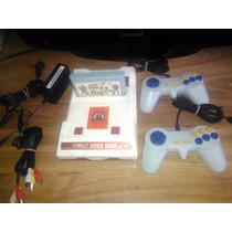 Family Video Game Sy-700 Con 76 Juegos Incluidos