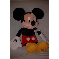 Mickey Mouse De Disney Original (42 Cms De Alto)