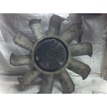 Fan Clutch Aspa Y Bomba De Agua Con Polea Para Ford V8 4.6