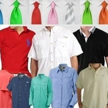 Moldes Patrones Camisas Playeras Polo Corbatas Hombres